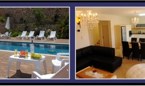 ROSH PINA : 4-Unit Villa for Sale